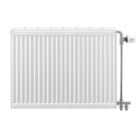 """Honeywell 1/2"""" radiatorbocht 90 graden"""