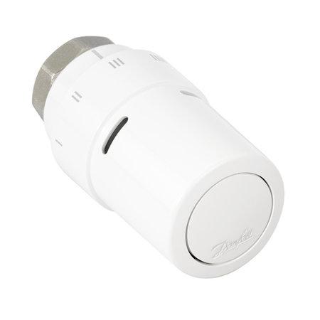 Danfoss RAX-K thermostaatkop wit met vloeistofvoeler