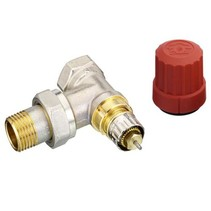 "Danfoss RA-N thermostaatkraan 1/2"" haaks"