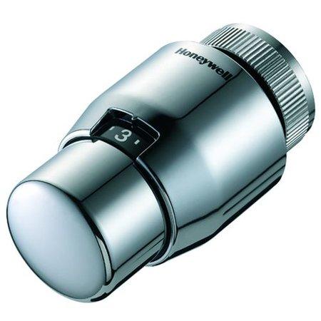 Honeywell thermostaatkop Decor chroom T4221
