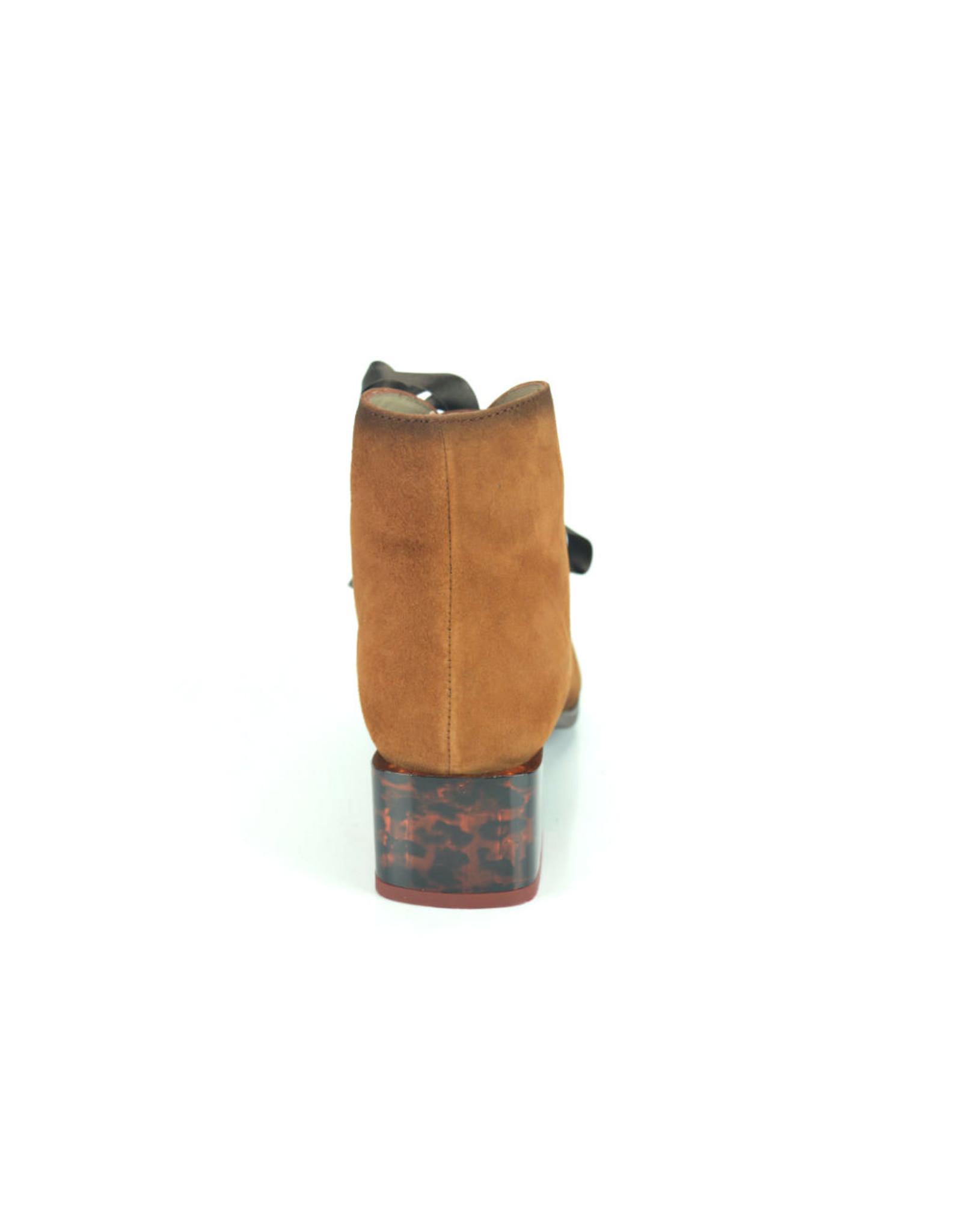 Hispanitas 8803 cognac bruin