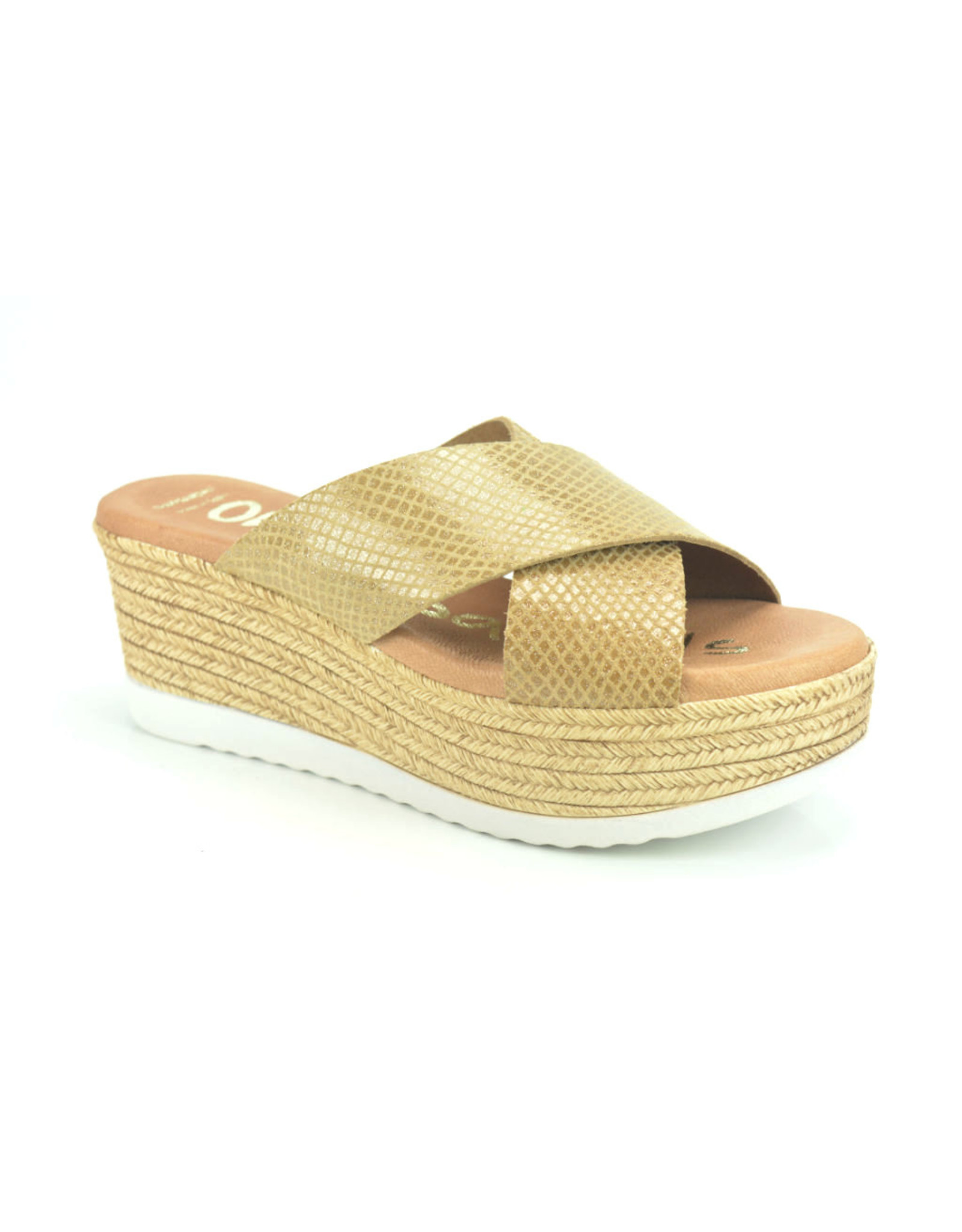 Oh My Sandals 9258 beige
