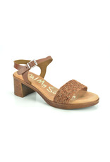 Oh My Sandals 9263 cognac bruin