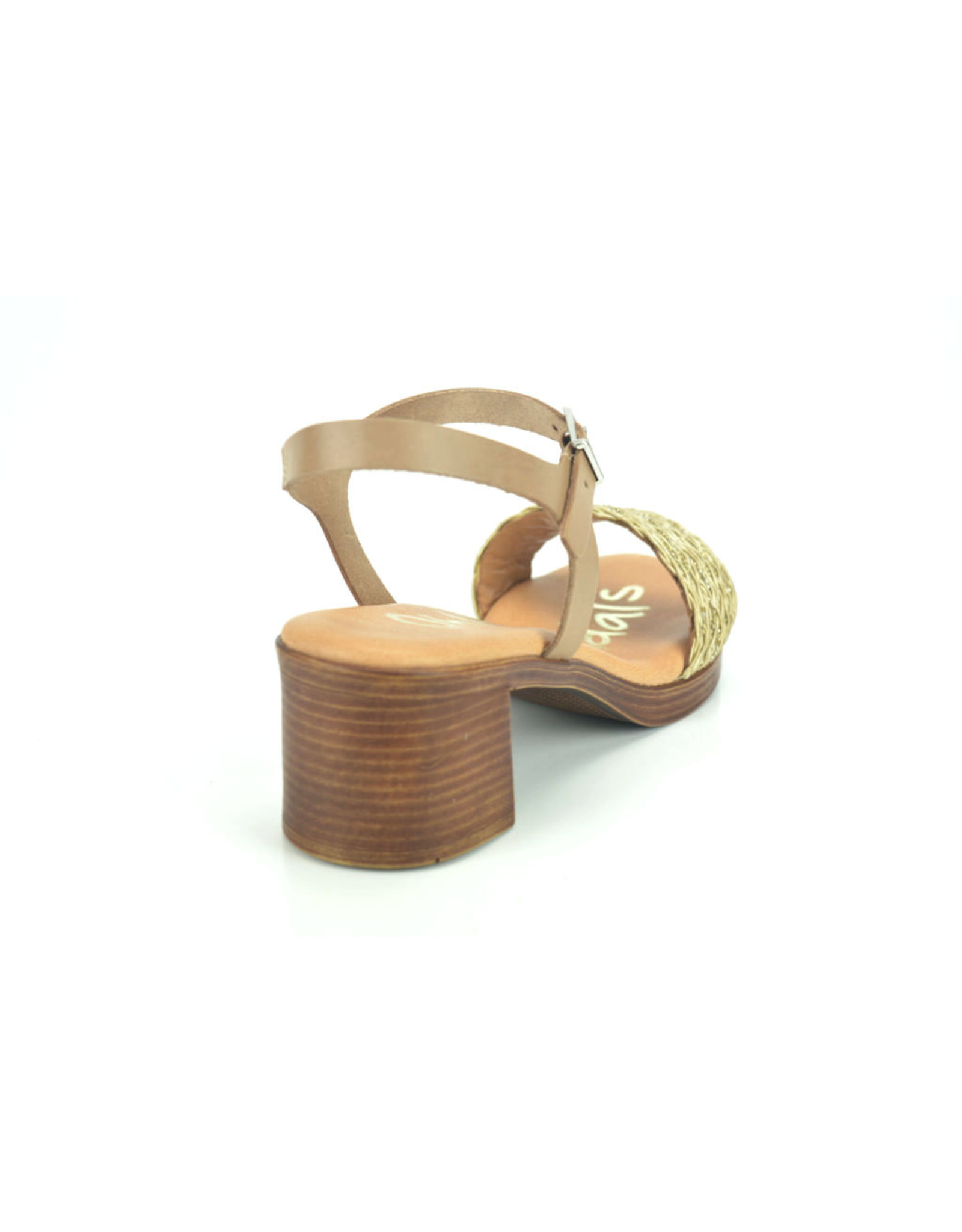 Oh My Sandals 9262 taupe