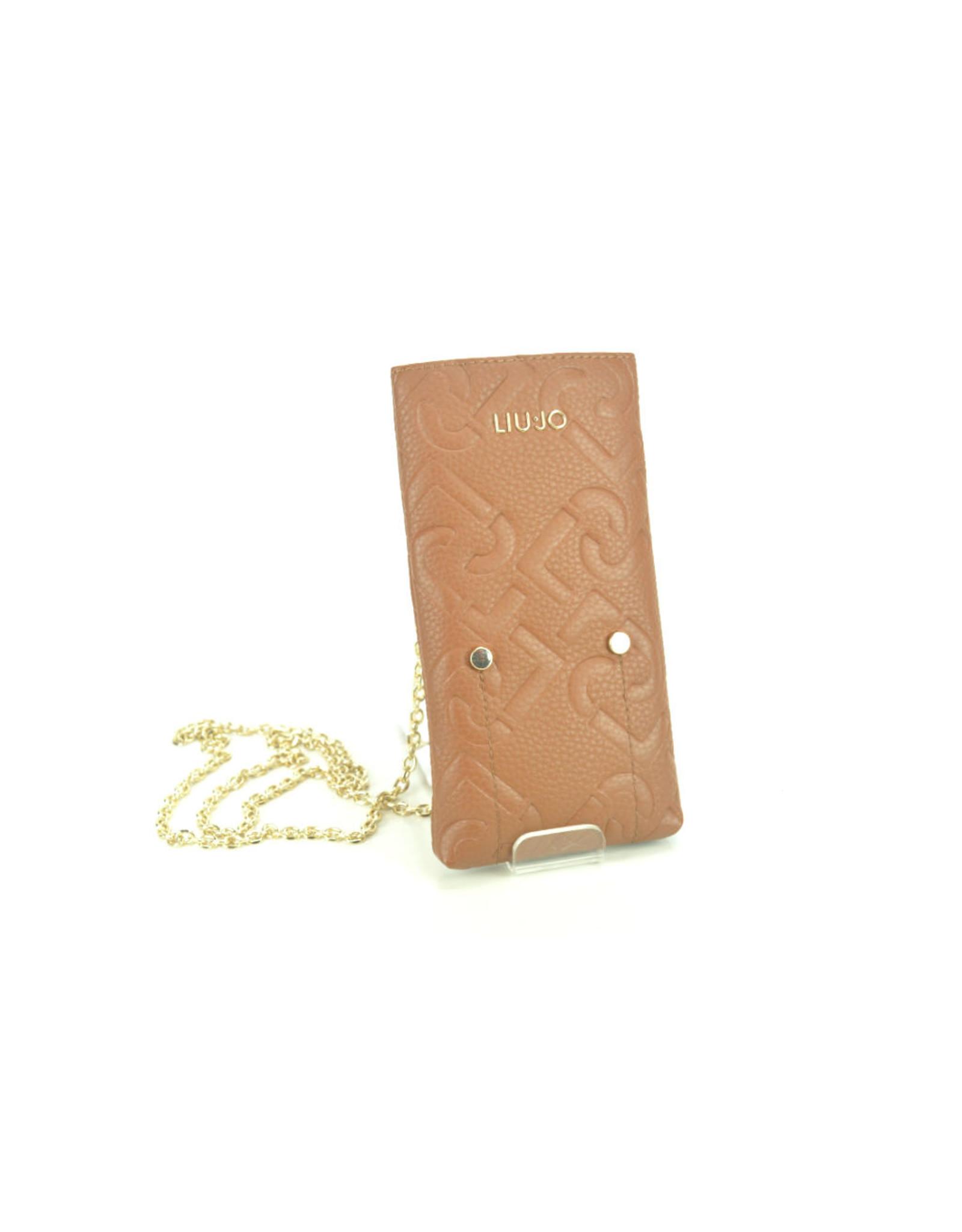 Liu Jo 10089 cognac bruin