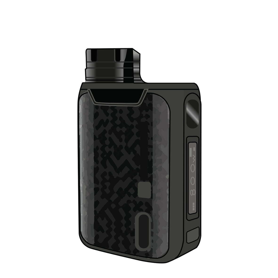 Mod with 1 Battery