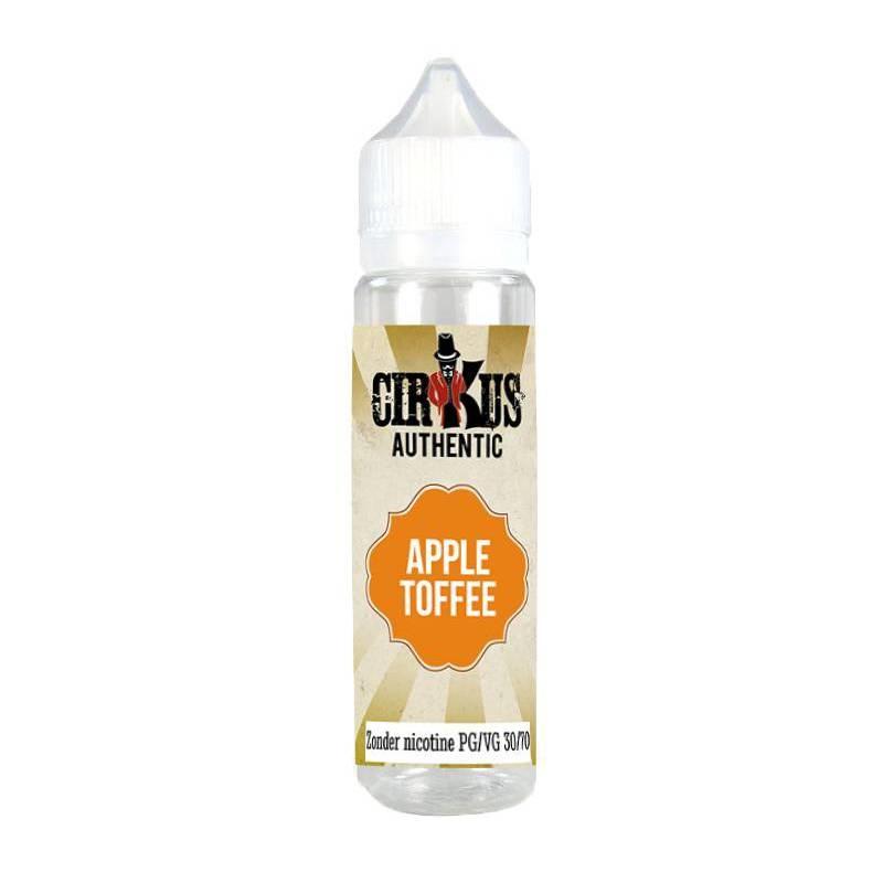Authentic Cirkus - Apple Toffee  S&V