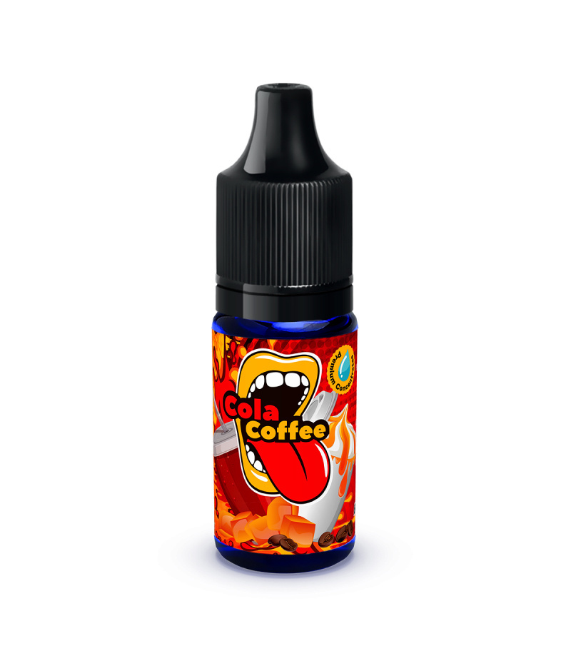 Big Mouth - Cola Coffee