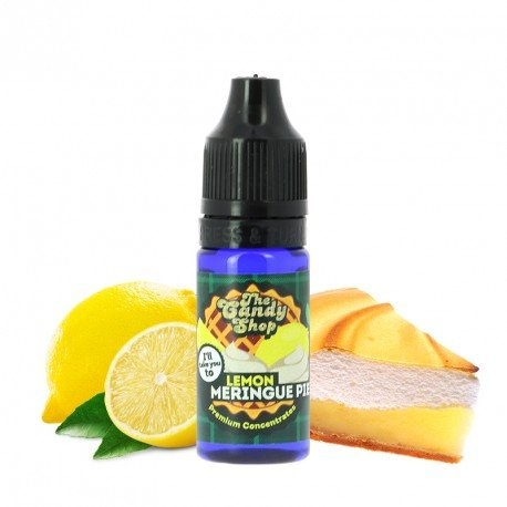Big Mouth - Lemon Meringue Pie
