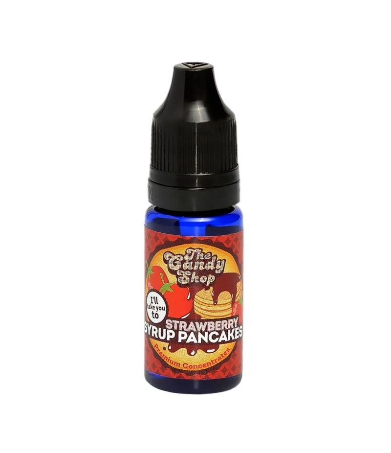 Big Mouth -Stawberry Syrup Pancakes