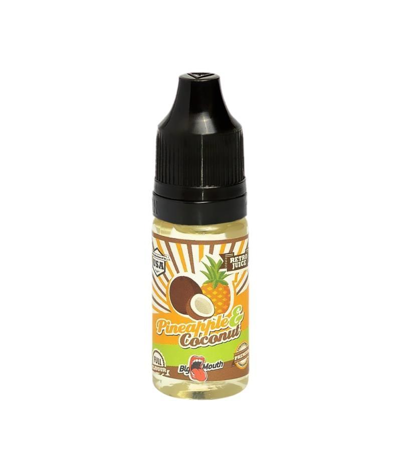 Big Mouth Retro Juice Aroma - Pineapple & Coconut