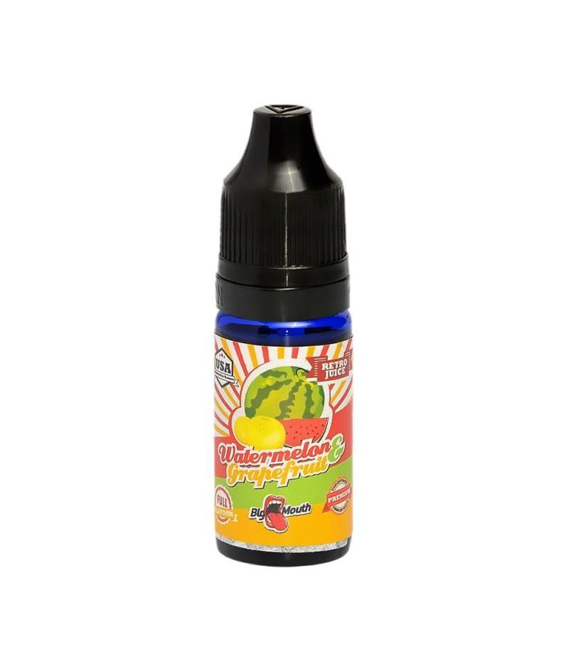 Big Mouth Retro Juice Aroma - Watermelon & Grapefruit
