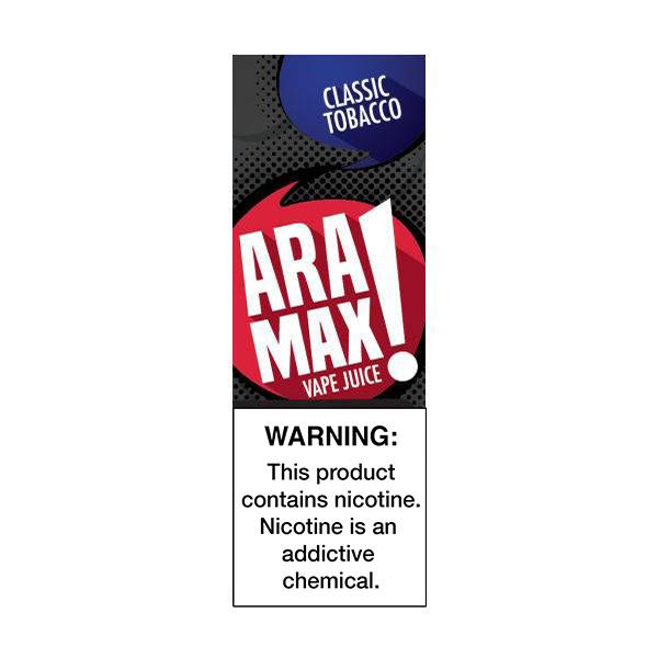 Aramax - Classic Tobacco