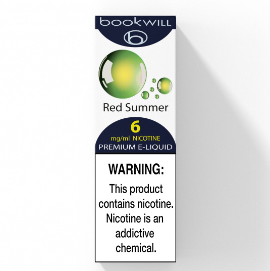Bookwill - Red Summer