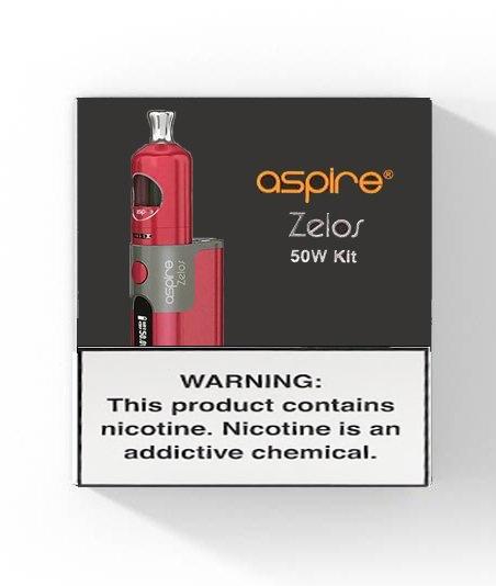 Aspire Zelos Starter Set - 2500mAh