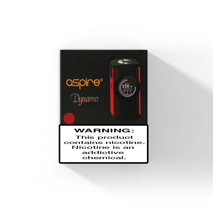 Aspire Dynamo Mod - 220W