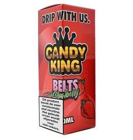 Candy King - Belts Strawberry 100ml