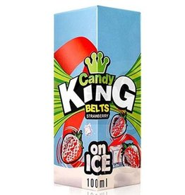 Candy King - Belts Strawberry On Ice