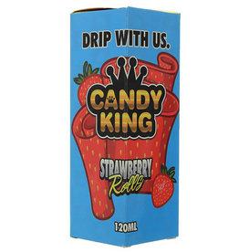 Candy King - Strawberry Rolls 100ml