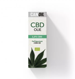 CanOil - CBD Oil 2.5% - 10ML