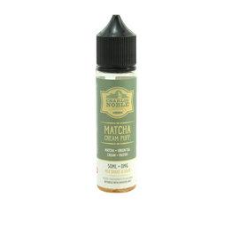 Charlie Noble - Matcha Cream Puff - 50ml