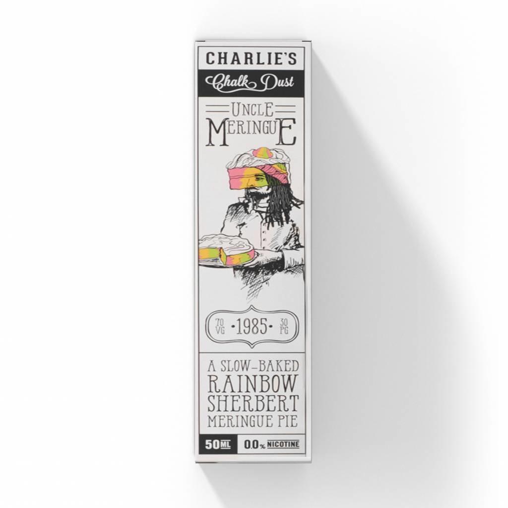 Charlie's Chalk Dust - Uncle. Meringue - 50ml