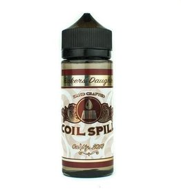 Coil Spill - Bakers Daughter - 100ml