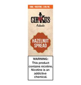 Cirkus The Authentics - Hazelnut Spread
