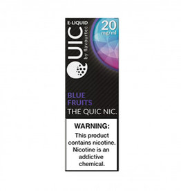 Quic - Blue Fruits - 20mg Nic Salt