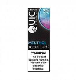 Quic - Menthol - 20mg Nic Salt