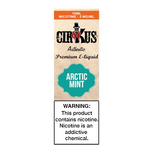 Authentic Circus - Arctic Mint