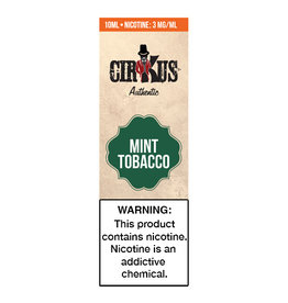 Authentic Circus - Mint Tobacco