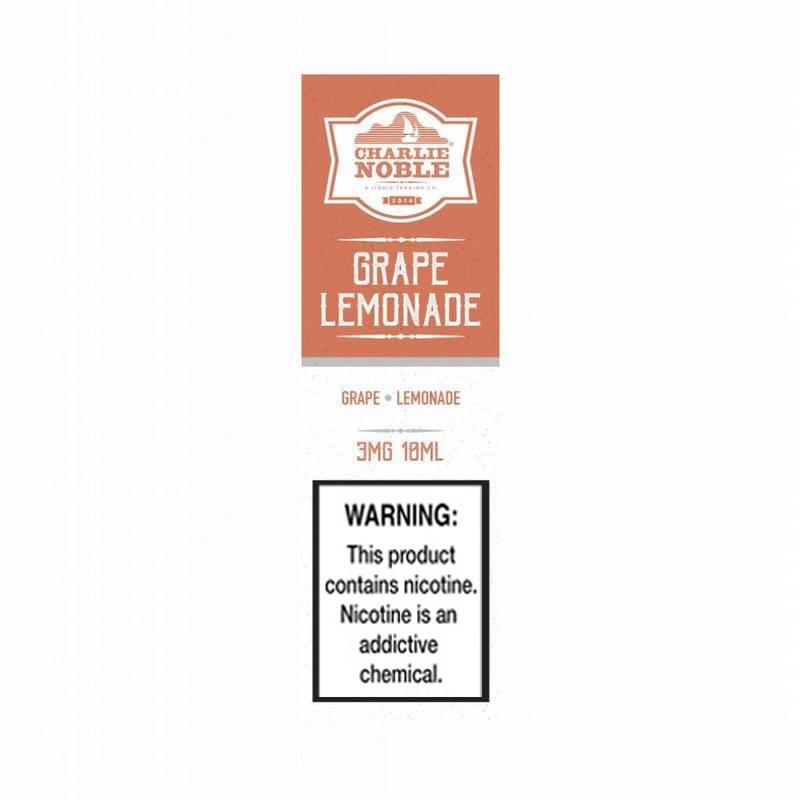 Charlie Noble - Grape Lemonade