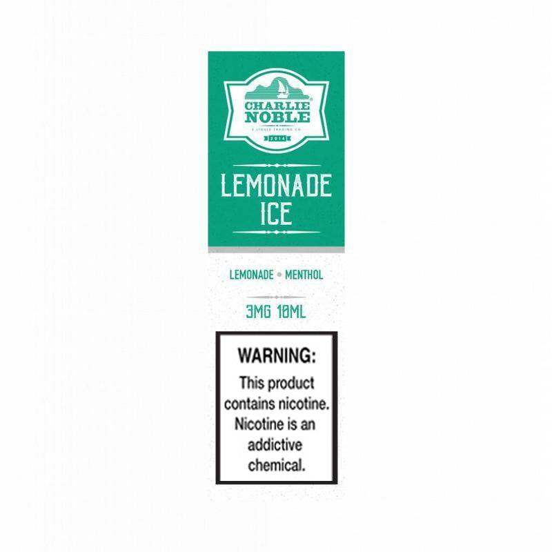 Charlie Noble - Lemonade Ice