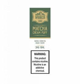 Charlie Noble - Matcha Cream Puff