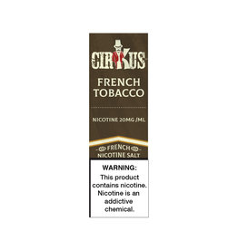 Cirkus - French Tobacco (Nic Salt)