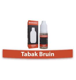 E-Smoking E-liquid - Tobacco Brown