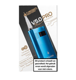 Flowermate V5.0s Pro Dry Herb Vaporizer - 1800mAh