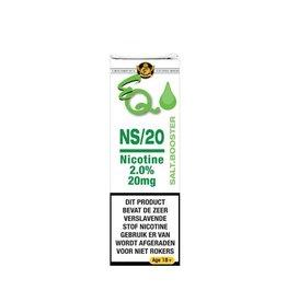 EQ Base NS / 20 Nic Salts - 20mg