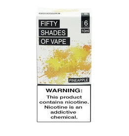 Fifty Shades of Vape - Pineapple