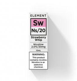 Element - Nic Salts - Strawberry Whip - Ns / 20MG