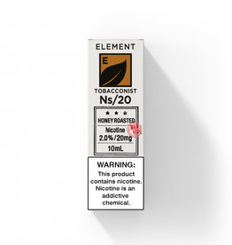 Element - Nic Salts - Honey Roasted Tobacco - Ns / 20MG