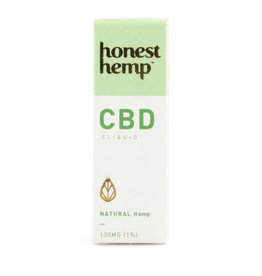 Honest Hemp CBD - Natural
