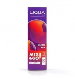 Liqua Mix & Go - Berry Mix - 50ml
