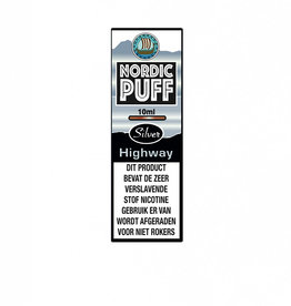 Nordic Puff Silver - Highway