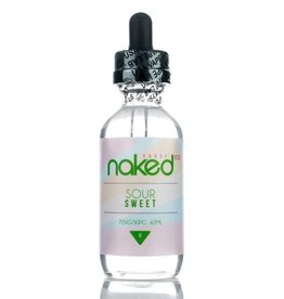 Naked 100 Candy Sour Sweet - 50ml
