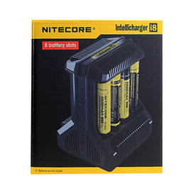 Nitecore Intellicharger i8 charger