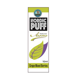 Nordic Puff Aroma - Grape Mixed Berries
