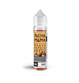 Pachamama - Peach, Papaya, Coconut Cream