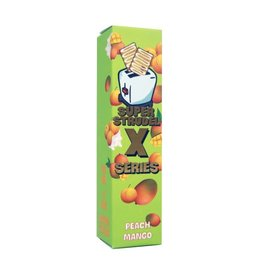 Super Strudel - Mango Peach- 50ml